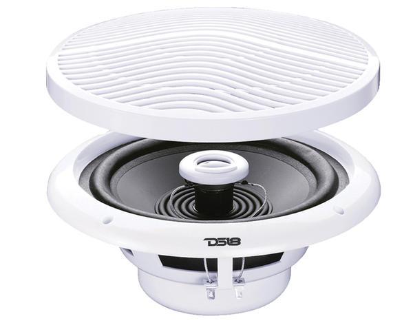 "DS18 WAVES852 380 Watt 8"" Marine Speakers Thumbnail 2"