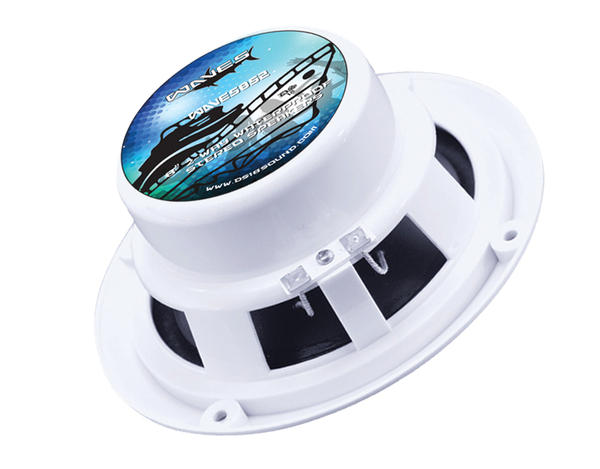 "DS18 WAVES852 380 Watt 8"" Marine Speakers Thumbnail 1"