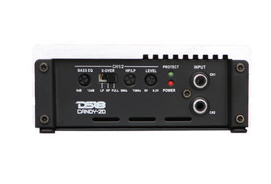 DS18 CANDY-2D Candy Series Car Audio 2 Channel Stereo 1000 Watt Amplifier Thumbnail 2