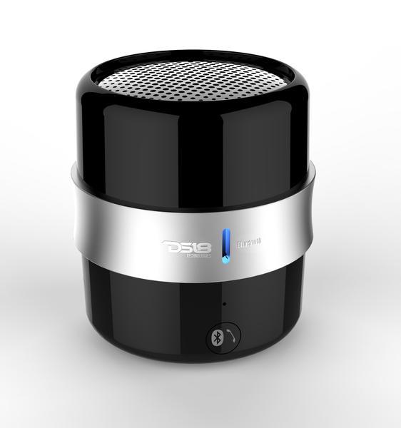 DS18 GO Portable Wireless MP3 USB AUX Bluetooth Speaker Thumbnail 2