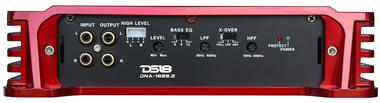 DS18 DNA-1800.2 DNA Series Car Audio 2 Channel Stereo 1800 Watt Amplifier Thumbnail 3