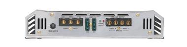 DS18 DS-1600.2 Genesis Series Car Audio 2 Channel Stereo 1600 Watt Amplifier Thumbnail 2