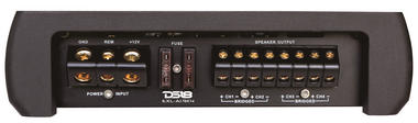DS18 EXL-A1.9K4 EXL Series Car Audio 4 Channel Stereo 1900 Watt Amplifier Thumbnail 2