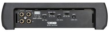 DS18 EXL-A1.1K2 EXL Series Car Audio 2 Channel Stereo 1100 Watt Amplifier Thumbnail 2