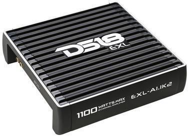 DS18 EXL-A1.1K2 EXL Series Car Audio 2 Channel Stereo 1100 Watt Amplifier Thumbnail 1