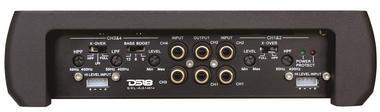 DS18 EXL-A3.4K4 EXL Series Car Audio 4 Channel Stereo 3400 Watt Amplifier Thumbnail 3