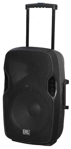 "DS18 MB-NV15BAT 2000 Watt 15"" PA DJ Active Loud Speaker Thumbnail 5"