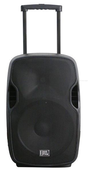 "DS18 MB-NV15BAT 2000 Watt 15"" PA DJ Active Loud Speaker Thumbnail 2"