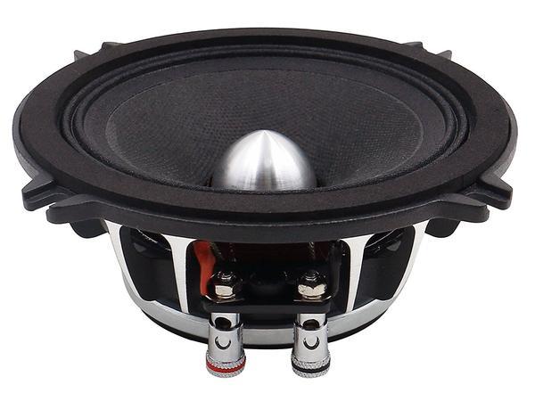 "DS18 PRO-FR5NEO Car Audio 5.25"" 400 Watt Neodymium Midrange 4 Ohm Speaker Single Thumbnail 2"