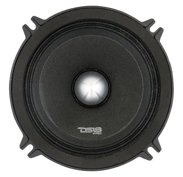 "DS18 PRO-FR5NEO Car Audio 5.25"" 400 Watt Neodymium Midrange 4 Ohm Speaker Single Thumbnail 3"