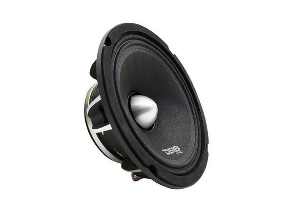 "DS18 PRO-FR8NEO 8"" Car Audio 500 Watt Neodymium Midrange 4 Ohm Speaker Single Thumbnail 1"