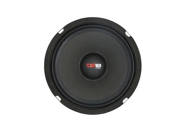 "DS18 PRO-H8EDGE Series Car Audio 8"" Midrange Loudspeaker 550 Watts Max Single Thumbnail 4"
