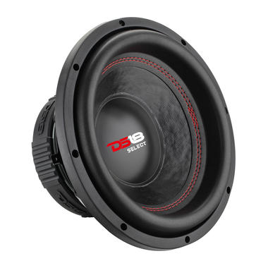 """DS18 SLC10S Select 440 Watts 10"""" Inch Subwoofer Thumbnail 1"""