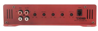 DS18 SLC-X1550.1D 1 Channel Class D Monoblock Amplifier 1550 Watt Power Single Thumbnail 3