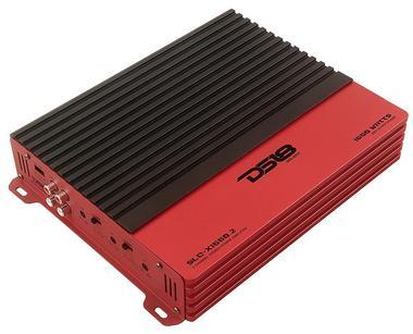 DS18 SLC-X1650.2 Car Audio 2 Channel Class AB Amplifier 1650 Watts Power Single Thumbnail 2