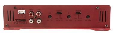 DS18 SLC-X1650.2 Car Audio 2 Channel Class AB Amplifier 1650 Watts Power Single Thumbnail 3