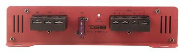 DS18 SLC-X1650.2 Car Audio 2 Channel Class AB Amplifier 1650 Watts Power Single Thumbnail 4