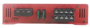 DS18 SLC-X1850.4 Car Audio 4 Channel Class AB Amplifier 1850 Watts Power Single Thumbnail 3