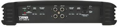 DS18 SLC2000.1 Select Series Car Audio Monoblock Class D 2000 Watt Amplifier Thumbnail 3
