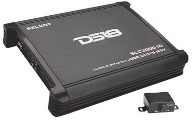 DS18 SLC2000.1 Select Series Car Audio Monoblock Class D 2000 Watt Amplifier Thumbnail 1