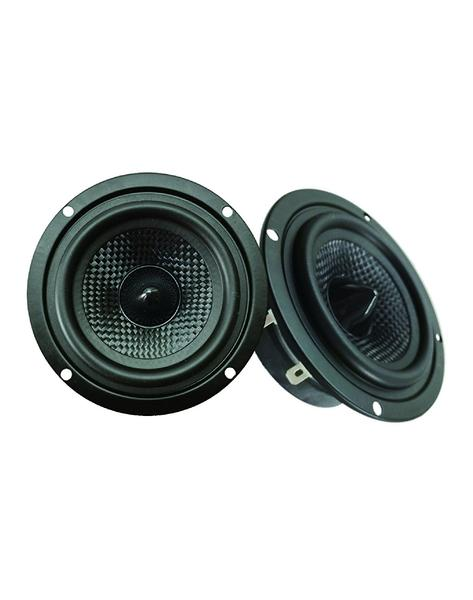 "DS18 Z-354 3.5"" Car Audio Full Range Speakers 4 Ohms 100 Watts Max Pair Thumbnail 1"
