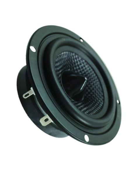 "DS18 Z-354 3.5"" Car Audio Full Range Speakers 4 Ohms 100 Watts Max Pair Thumbnail 2"
