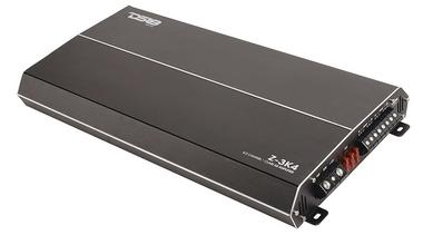 DS18 Elite Z-3K4 3000 Watt 4 Channel High Performance Power Amplifier Single Thumbnail 1