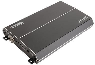 DS18 Elite Z-4.5K1D 4500 Watt Monoblock High Performance Power Amplifier Single Thumbnail 1
