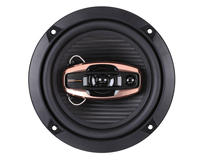 "DS18 BD-G654 Black Diamond 380 Watts 6.5"" Inch Coaxial Speakers Pair"