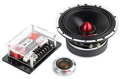 """DS18 DELUXE2C Deluxe 6.5"""" 200 Watt 2-Way Component Car Audio Speakers Single"""