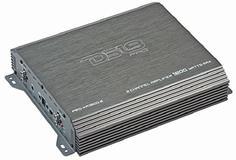 DS18 DS-PROKA1100.2 Pro Series Car Audio 2 Channel Stereo 1100 Watt Amplifier