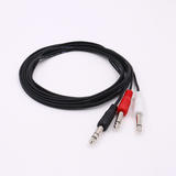 DS18 MB-DTS2MN10 Pro Audio 1/4 TS Mono Cable