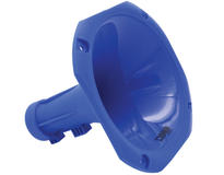 "DS18 PRO-H110 Blue 1/4"" Throat Twist Screw PA Audio Driver"