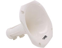 """DS18 PRO-H110 White 1/4"""" Twist Throat Horn PA Audio Driver"""