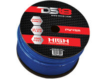 DS18 PW-4GA-100BL 100 ft Foot Power Ground Cable