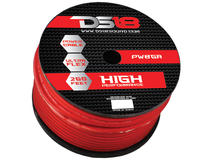 DS18 PW-8GA-250RD 250 ft Foot Power Ground Cable