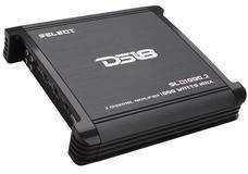 DS18 SLC1000.2 Select Series Car Audio 2 Channel Stereo 1000 Watt Amplifier