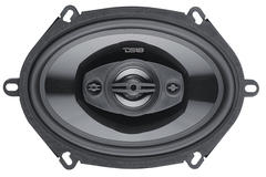 "DS18 SLC5.7 300 Watts 5x7"" Inch Coaxial Speakers Pair"