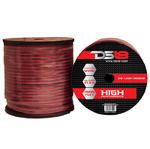 DS18 SW-12GA500RB 500 ft Foot 12 Gauge Speaker Cable