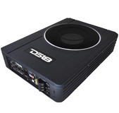 "DS18 U.B.A8 600 Watts 8"" Inch Under Seat Subwoofer Active"