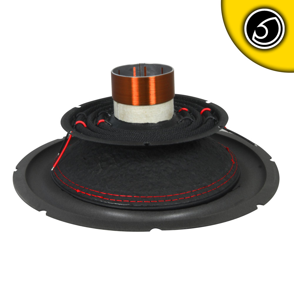 Bassface SPL12.2RC 12 Inch 30cm Subwoofer Recone Kit 2x4Ohm DVC