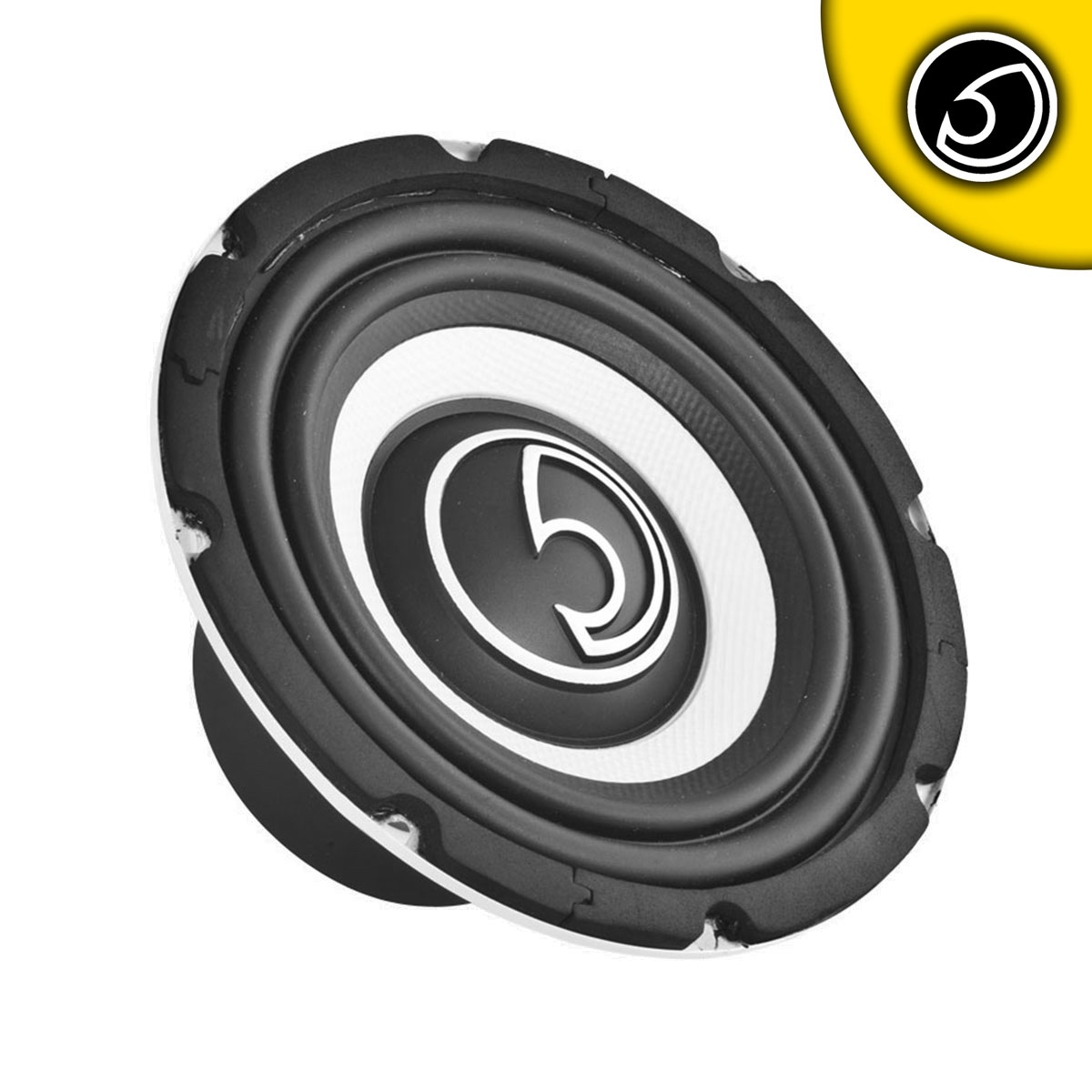 "Bassface SPL8.1 8"" Inch 20cm 800w Car Subwoofer 4Ohm High Power Sub Woofer"