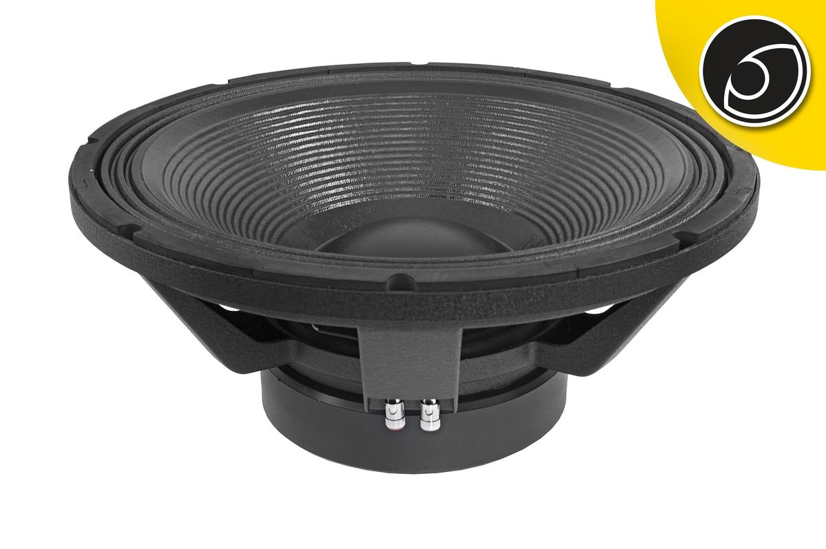 "Bassface PAW18.1 1600w 18"" 46cm 4Ohm Midrange Bass Woofer Single"