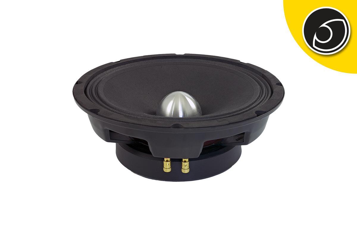 "Bassface SPL10M.1 600w 10"" 25cm 4Ohm Midrange Midbass Driver SPL Speaker Single"