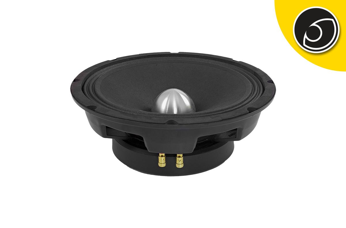 "Bassface SPL10M.1 300w 10"" 25cm 4Ohm Midrange Bass Woofer Single"
