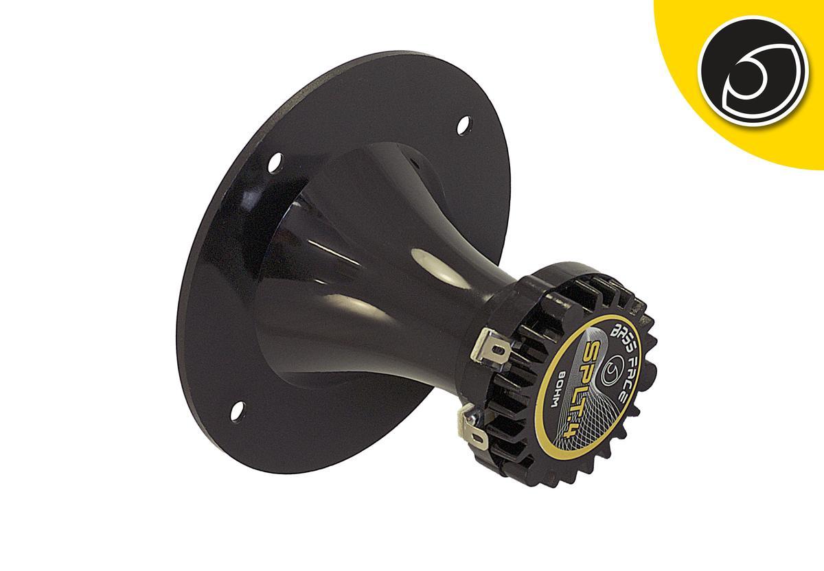 Bassface SPLT.4 150w 8Ohm Mini Horn Tweeter Single