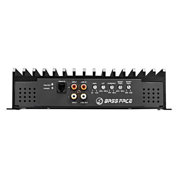 Bassface DB1.2 2000w 1Ohm Class D Monoblock Subwoofer 12v Power Amplifier Thumbnail 3