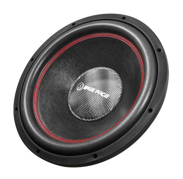"""Bassface SDC.2 Carbon Dust Cap Dustcap Sub Subwoofer Upgrade 6"""" 16cm 160mm Thumbnail 2"""