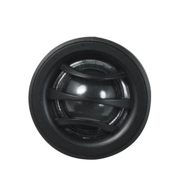 "Bassface BLACKSPLC.1T 300w 1"" Inch 25mm 4Ohm Silk Neodymium Dome Tweeter Pair Thumbnail 3"