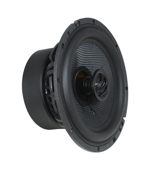 "Bassface BLACKSPL6.1 740w 6.5"" Inch 17cm 4Ohm Coaxial 2 Way Speaker Pair Thumbnail 3"